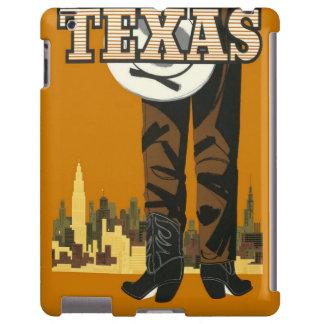Texas USA Vintage Travel cases