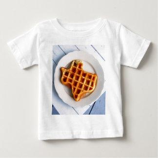 Texas Waffle Baby T-Shirt