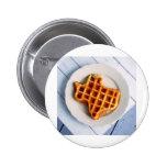 Texas Waffle Button