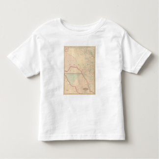 Texas, Western Portion Toddler T-Shirt