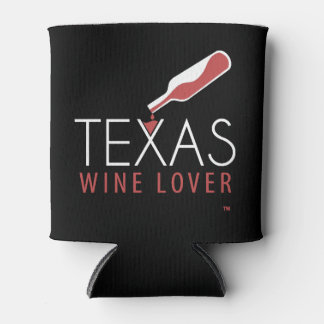 Texas Wine Lover Can Cooler