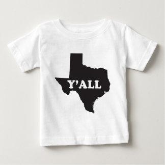 Texas Yall Baby T-Shirt