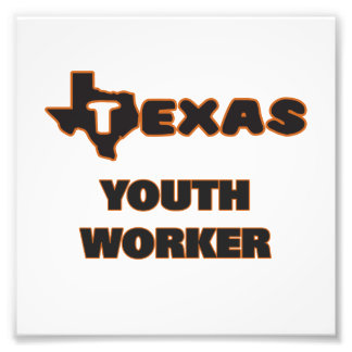 Texas Youth Worker Art Photo