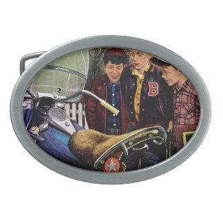 Tex's Motorcycle Belt Buckles