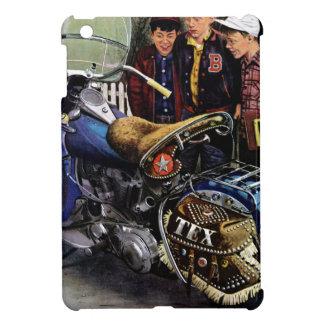 Tex's Motorcycle iPad Mini Cover