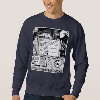 "Text Adventures (A) ""Flavored Defence"" Sweatshirt"