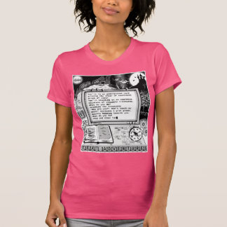 "Text Adventures (A) ""Gnome's Treasure"" T-Shirt"