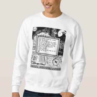 """Text Adventures (A) """"Sleeping Dragon"""" Sweatshirt"""