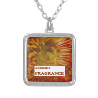 Text AROMATIC fragrances Advertise speciality Necklaces