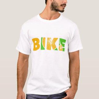 Text Bike design T-Shirt