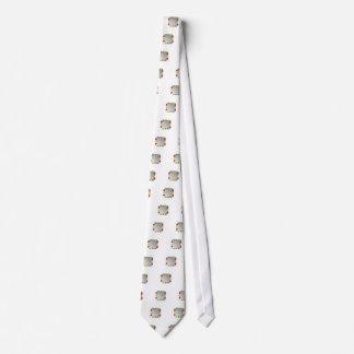 Text box tie