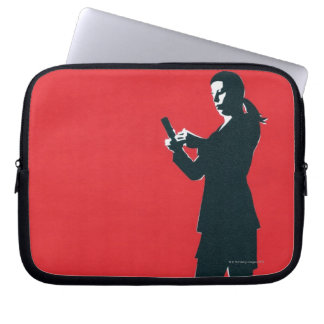 Text Message Laptop Sleeve