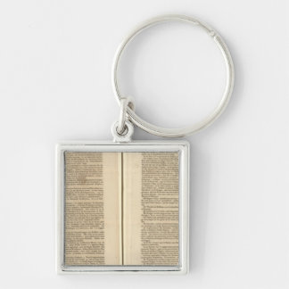 Text Page New World Atlas 2 Key Ring