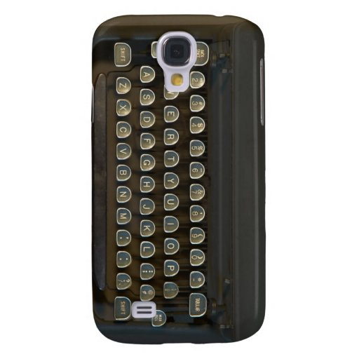 Text the Old Fashioned Way Samsung Galaxy S4 Cases