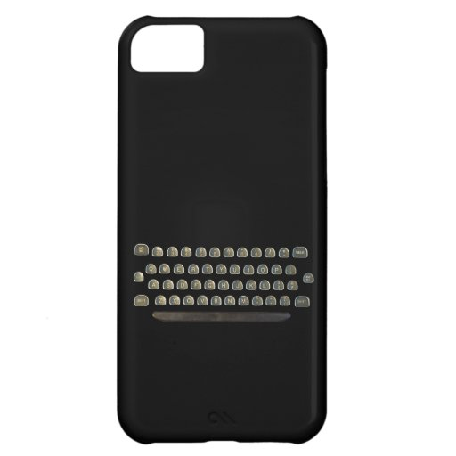 Text the Old Fashioned Way iPhone 5C Covers