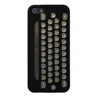 Text the Old Fashioned Way iPhone 5 Covers