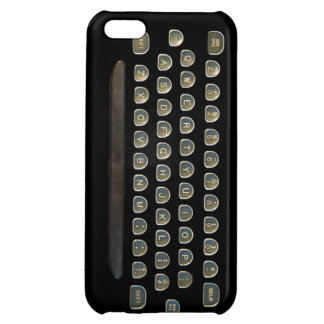 Text the Old Fashioned Way iPhone 5C Cover