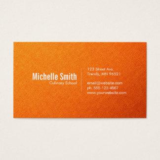 Textile Gradient Business Card
