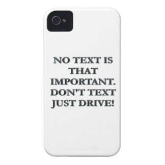 Texting and Driving iPhone 4 Case-Mate Cases