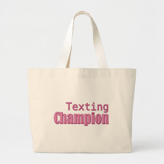 Texting Champion Bag