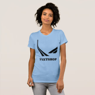 Textshop Off the Rails Women's T-Shirt