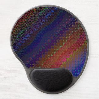 Texture #1 - Dark Mousepad Gel Mouse Pad
