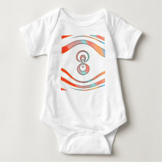 texture  and abstract background baby bodysuit