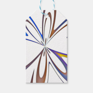 texture  and abstract background gift tags