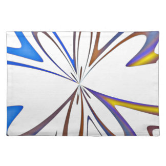 texture  and abstract background placemat