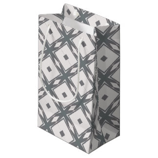 texture  and abstract background small gift bag