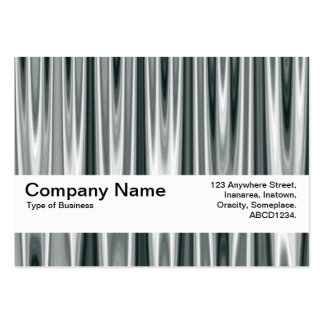 Texture Band V2 - Curtains 01 Pack Of Chubby Business Cards