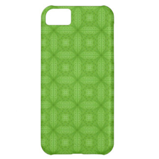 Texture Green wood pattern iPhone 5C Case