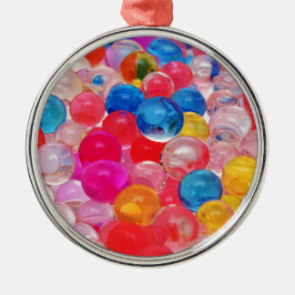 texture jelly balls christmas ornament