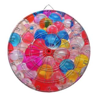 texture jelly balls dart board