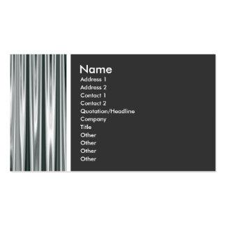 Texture Tone Curtain Business Card