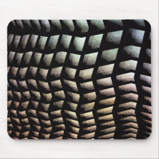 Textured Art Weave Mouse Pads