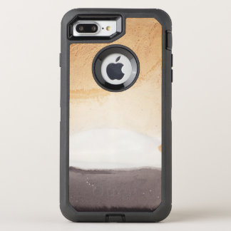 Textured background 2 OtterBox defender iPhone 8 plus/7 plus case
