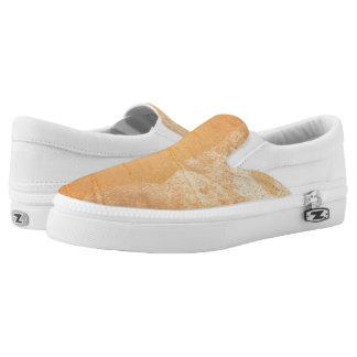 Textured background 2 slip on shoes