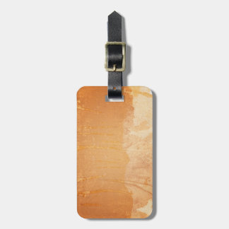 Textured background 3 luggage tag