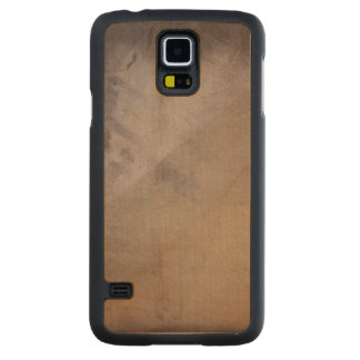 Textured background 4 carved maple galaxy s5 case