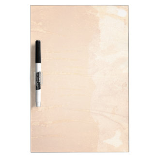 Textured background dry erase board