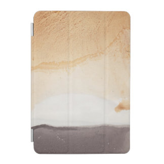 Textured background iPad mini cover
