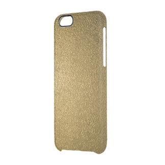 Textured Bronze iPhone 6 Plus Case
