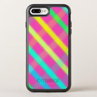 Textured Check OtterBox Symmetry iPhone 8 Plus/7 Plus Case