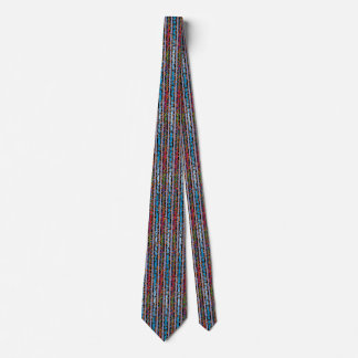 Textured Colorful Men's Neck Tie for Any Occasion