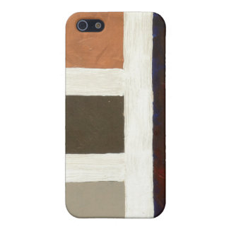 Textured Cubism iPhone 5 Covers