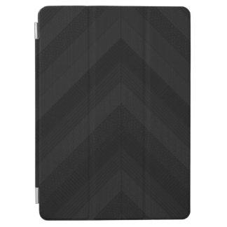 "Textured Dark Stripes 9.7"" iPad Pro Cover"