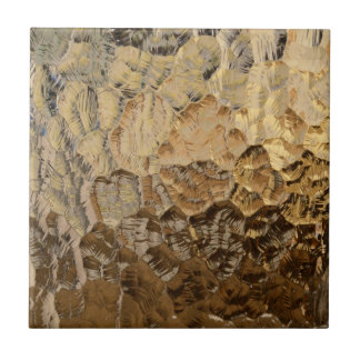 Textured Glass Background Tile