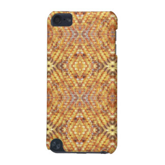 Textured Gold Diamond iPod Touch (5th Generation) Cases