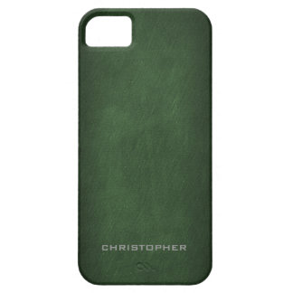 Textured Look with Upscale Manly Design Case For The iPhone 5